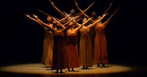 BWW Review: ALVIN AILEY AMERICAN DANCE THEATRE, Sadler's Wells