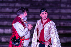 Silvan Ross talks about his role in HENRY IV PART ONE at Queensland Shakespeare Ensemble