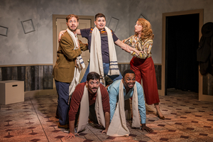 BWW Review: FALSETTOS at Richmond Triangle Players Is Transcendent with Love and Pain
