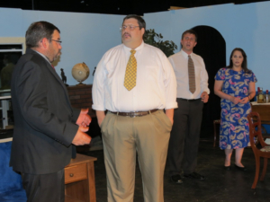 BWW Review: Larry Shue's THE NERD at Stage West Community Playhouse
