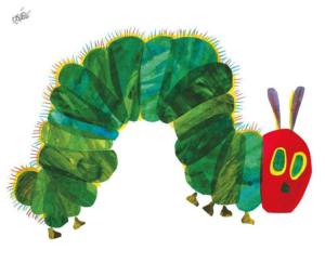 Frist Art Museum Presents Eric Carle's Picture Books: Celebrating 50 Years Of 'The Very Hungry Caterpillar'