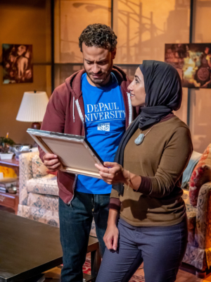 BWW Review: YASMINA'S NECKLACE at Premiere Stages in Union is a Moving  Story-A Must-See