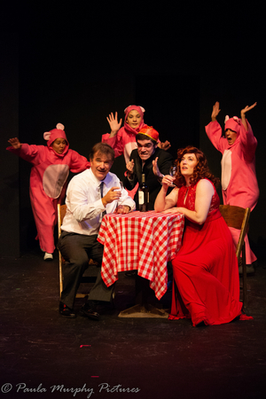 BWW Review: The Phoenix Stage Company Strikes Again With Laughter In Their Production of The PINK PANTHER STRIKES AGAIN!