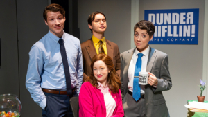 THE OFFICE: A MUSICAL PARODY Comes to The CCA