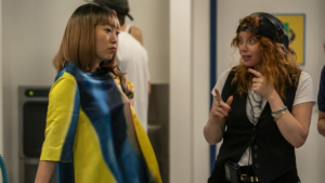 Comedy Central Announces AWKWAFINA IS NORA FROM QUEENS