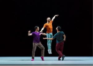 William Forsythe Brings A QUIET EVENING OF DANCE to The Shed