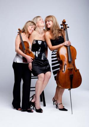 National Philharmonic Kicks Off the Season with the Eroica Trio