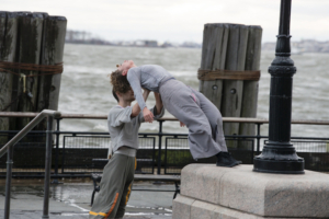 CUNY Dance Initiative And Kinesis Project Dance Theatre Present BREATHING WITH STRANGERS