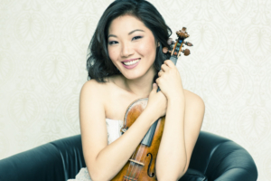 Violinist Rachel Lee Priday Appointed To The Faculty Of The University Of Washington School Of Music