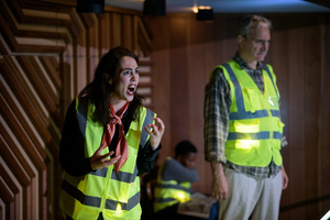 BWW Review: Greek tragedies are recounted in BAD NEWS! I WAS THERE... at NYU Skirball Center