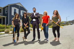 HGTV Announces New Competition Series ROCK THE BLOCK
