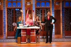 BWW Review: MENOPAUSE THE MUSICAL at Ogunquit Playhouse