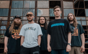 Knocked Loose's 'A Different Shade of Blue' Debuts At No. 1 Rock Album On The US Top Current Album Chart