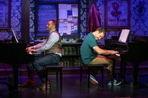 BWW Review: 2 PIANOS 4 HANDS is Fun Cabaret Fare at the Milwaukee Repertory Theater