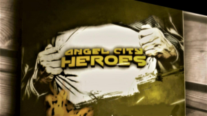 Finale of ANGEL CITY HEROES Webseries to Air Next Week