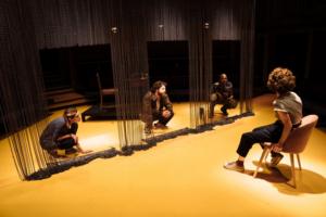 BWW Review: AMSTERDAM, Orange Tree Theatre