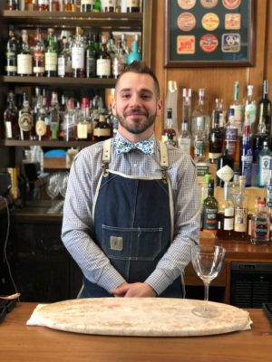 Master Mixologist: James Gelmi of JOCKEY HOLLOW BAR & KITCHEN in Morristown, NJ