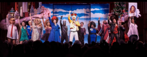 Lottery Announced for Final Two Performances of STEVE SILVER'S BEACH BLANKET BABYLON