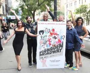 Casting Announced For FORBIDDEN BROADWAY: THE NEXT GENERATION