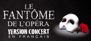 LE FANTOME DE L'OPERA Comes to Montreal and Quebec in January 2020