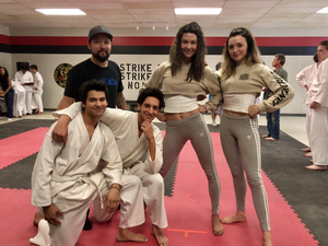 BWW Interview: Emmy Nominated Stunt Coordinators Hiro Koda & Jahnel Curfman Talk Cobra Kai