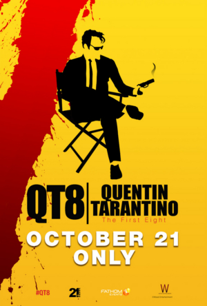 Quentin Tarantino Documentary QT8: THE FIRST EIGHT Comes to Cinemas This October