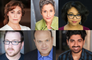 Director and Full Cast and Announced for THE SUFFRAGE PLAYS