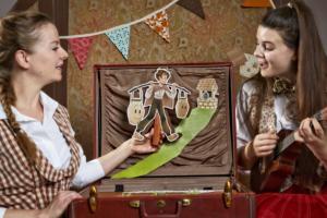 Quest Theatre Presents FLIBBERTIGIBBET'S STORY EXHIBIT
