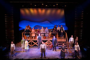 BWW Review: Lyric Arts' Meteoric BRIGHT STAR Illuminates Humankind's Frailties through Bluegrass Melodies