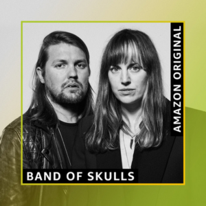 Band of Skulls 'Gotta Travel On' Cover Available on Amazon Music