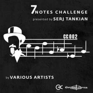 Serj Tankian Teams Up with  Creative Armenia to Release 7 Notes Challenge