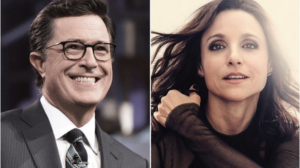 Montclair Film Announces Benefit Event Featuring Stephen Colbert and Julia Louis-Dreyfus