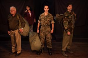 Teatro Paraguas Presents ELLIOT: A SOLDIER'S FUGUE