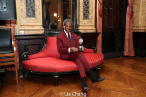 Video: André De Shields Talks 2019 Oscar Hammerstein Award and More