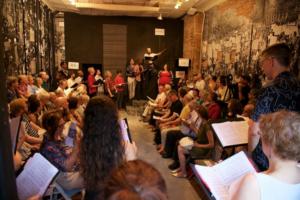 THE CONSTITUTION: A SECULAR ORATORIO Returns for Four Performances