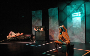 BWW Review: SURFACING: AN INVENTORY OF HELPLESSNESS at ExPats Theatre