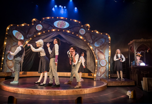 BWW Review: RIDE THE CYCLONE at Jungle