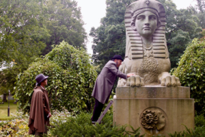 BWW Review: THE AMERICA PLAYS: World Premiere at Mount Auburn Cemetery