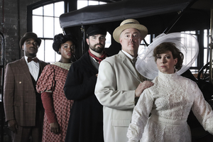 BWW Review: RAGTIME at Stagecrafters Values History Within Inspired Storytelling