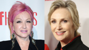 Jane Lynch and Cyndi Lauper to Team Up for Netflix Comedy Series