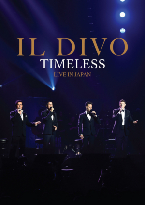 IL DIVO – TIMELESS LIVE IN JAPAN to be Released on October 11
