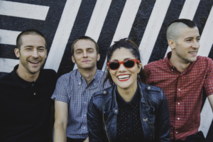 The Interrupters Share Cover of Billie Eilish's 'Bad Guy'