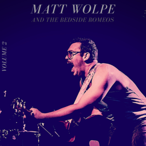 ROCK OF AGES Star Matt Wolpe Releases New Album!