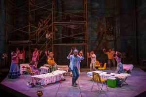 BWW Review: ONCE ON THIS ISLAND at Cincinnati Playhouse In The Park is 'Godlike'