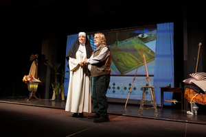BWW Review: 'A MODEL FOR MATISSE' at Midnight Company
