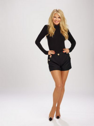 Christie Brinkley Exits ABC's DANCING WITH THE STARS Due to Injury