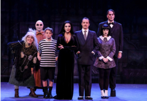 BWW Review: The Lawrence Welk Theatre Brings Everyone's Favorite Spooky Family To Life With THE ADDAMS FAMILY