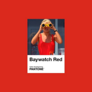 Fremantle and Pantone Create BAYWATCH RED to Celebrate 30 Years of the Iconic TV Series