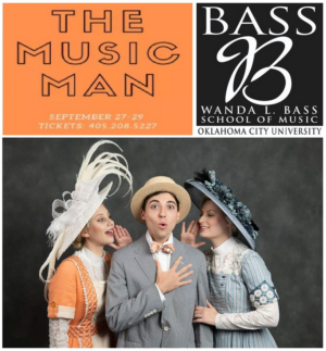 BWW PREVIEW: Oklahoma City University's Wanda L Bass School of Music Presents THE MUSIC MAN