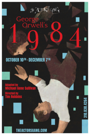Actors' Gang Season Opens With Orwell's 1984